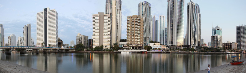 Surfers Paradise October 6th 2012 Panorama