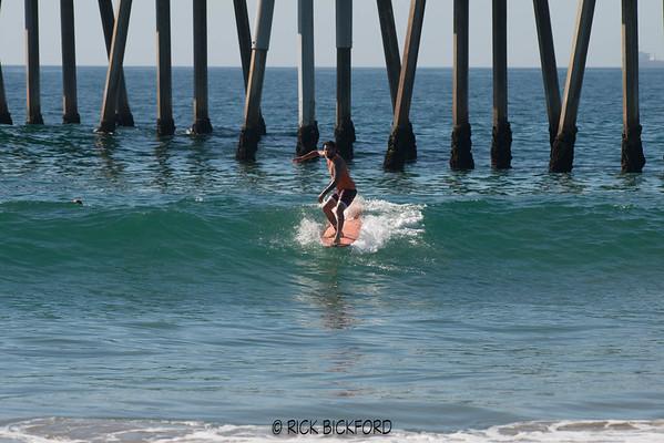 Hermosa Hotdoggers Championships Longboard Surf Contest Presented by Subaru Pacific