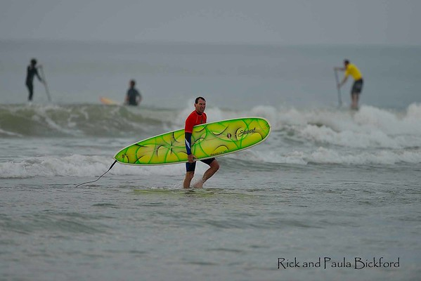 2014 WBLA Longboard Classic and SUP Pro-AM