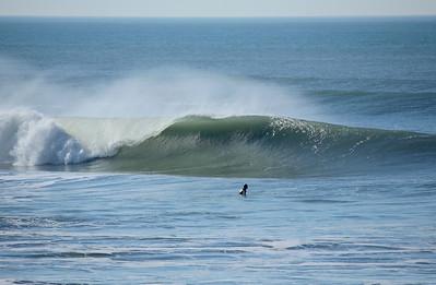 ocean beach - 1/12/2009