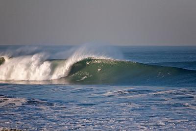 ocean beach - 12/24/2011