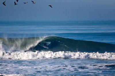 ocean beach - 1/24/2011