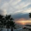 Winter Sunset from Heisler Park, Laguna Beach 2009