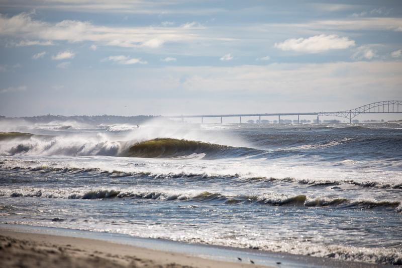 9/7/2019: Hurricane Dorian Long Island, New York