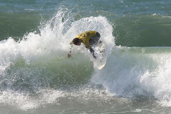 NSSA College Surf Comp @ Huntington Beach 1-25-09