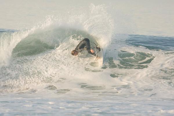 UCSD Surf Team Practice 1-20-09