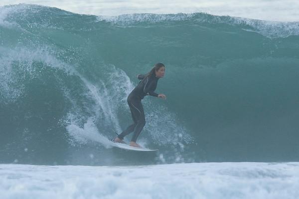 UCSD surf team & Morning Crew 1-07-09
