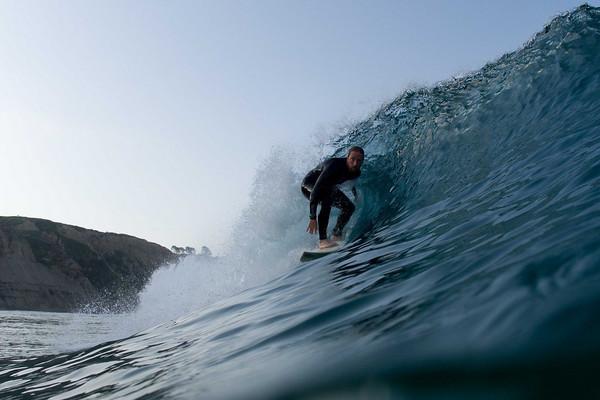 AM Surf in San Diego 3-25-2010