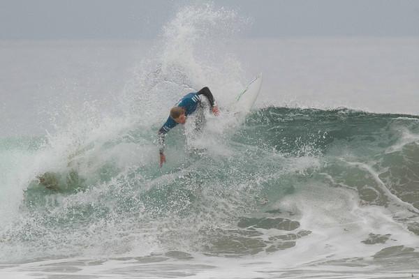 NSSA College Surf Contest 10-16-10