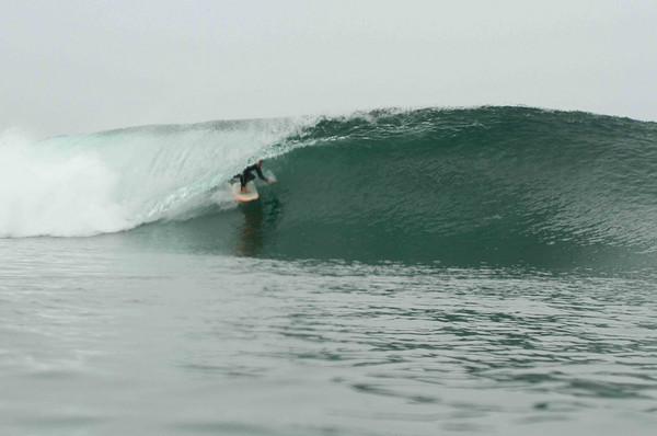 Ponto Jetty Surf am Session 9-18-10