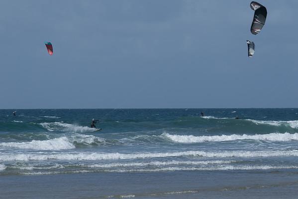 Kiting Seaside 02-27-2015