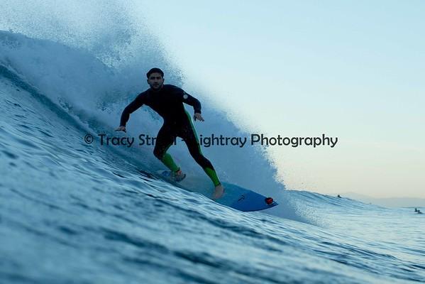 La Jolla Surf 2015-01-17