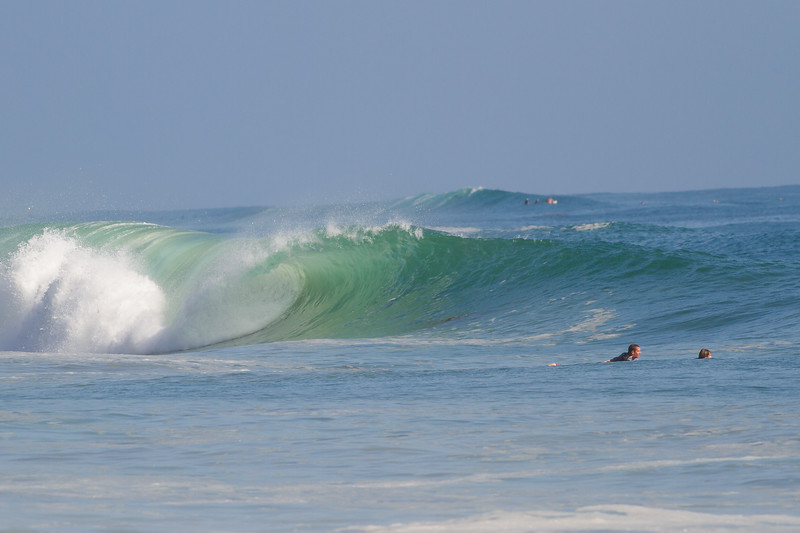 Surfing San Clemente