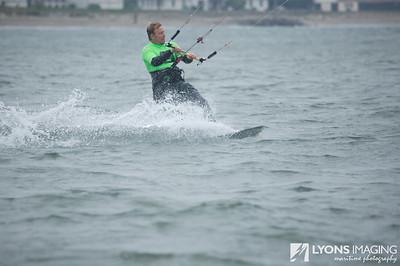 Kiteboarding National Championships, day 2, StFYC, 7/26/07
