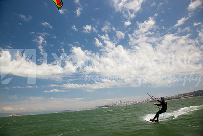 Kiting and Windsurfing, 6/3/09