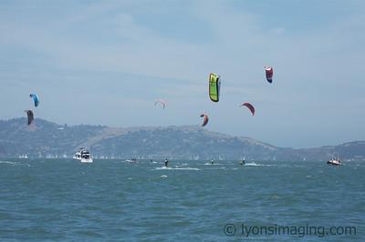 St. Francis YC RONSTAN Bay Challenge, 6/9/07