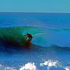 Early morning Banzi Pipeline 1967