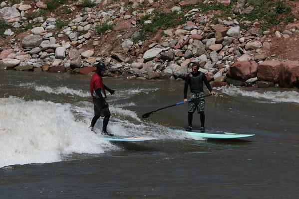 surfing shots