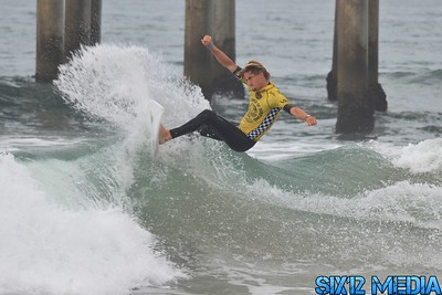US Open of Surfing - 54 Beyrick De Vries