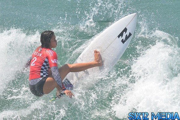 US Open of Surfing - 645 Alessa Quizon