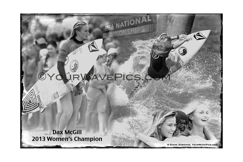 Dax McGill collage B&W