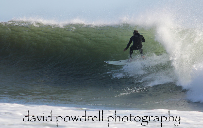 Brian South Swell-Central California