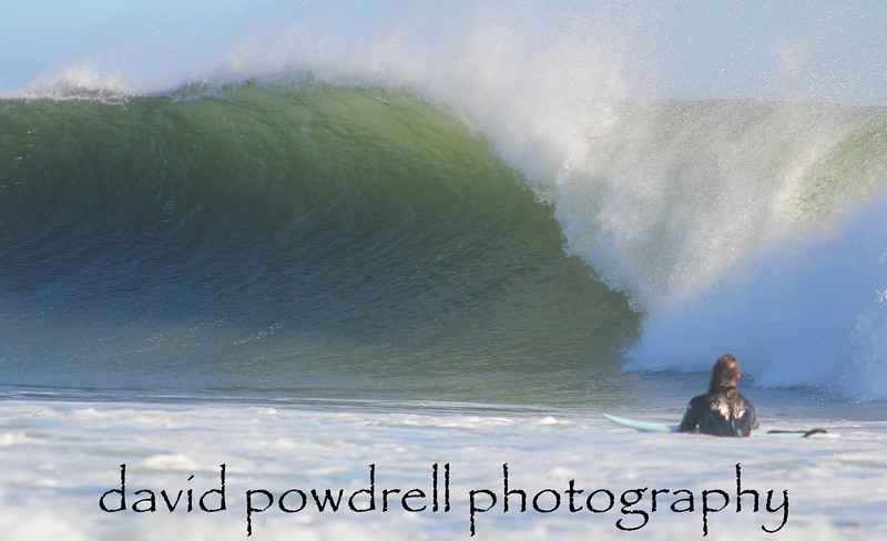 The unriden wave South Swell-Central California