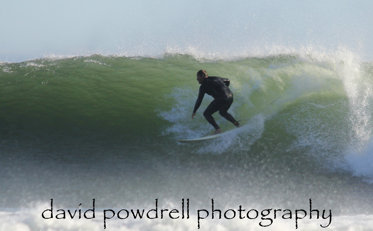 Derek South Swell-Central California