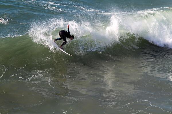 California, Huntington Beach Jan, 2011