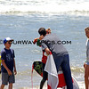 John Mel wins NSSA National Explorer Menehuene Division as dad, Peter, rushes up for a congratulatory hug
