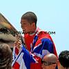 Ezekiel Lau wins Explorer Mens Division