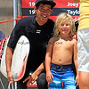 Seth_Moniz_Axel_Irons_4348.JPG<br /> <br /> Seth Moniz shares his special moment with Axel Irons