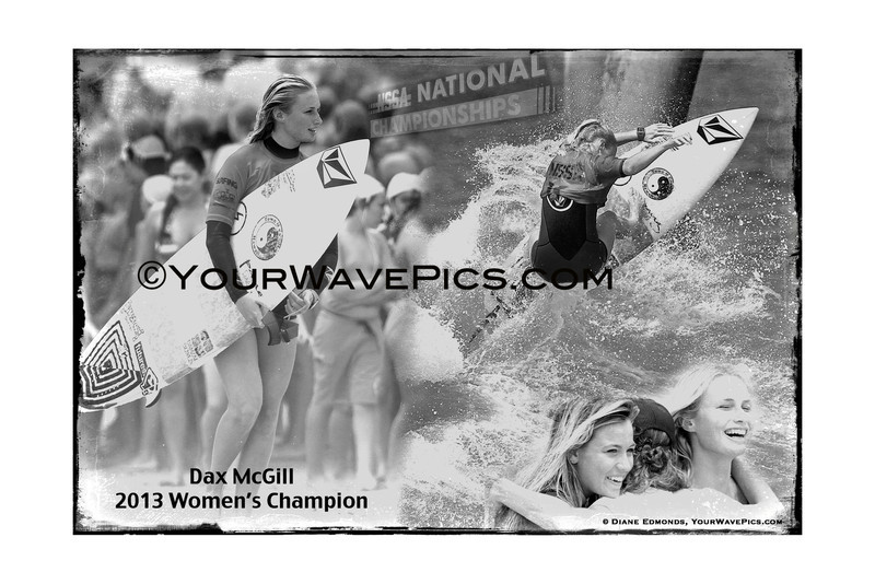 Congratulations to Dax McGill for her back-to-back NSSA Open National Women's Championship!