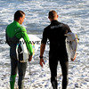 US Open Freesurf Warmup - Gabe Kling, Mick Fanning