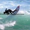 US Open Freesurf Warmup - Derek Peters