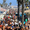 US Open Day 2 - Yikes, big crowds and this is only the first weekend of the contest!
