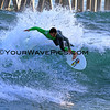 US Open Freesurf Warmup - Gabe Kling