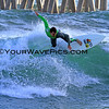 US Open Freesurf Warmup - Gabe Kling