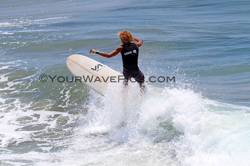 2019-08-01_Duct Tape Inv_Kaniela_Stewart_7.JPG<br /> <br /> US Open of Surfing 2019 - Duct Tape Invitational