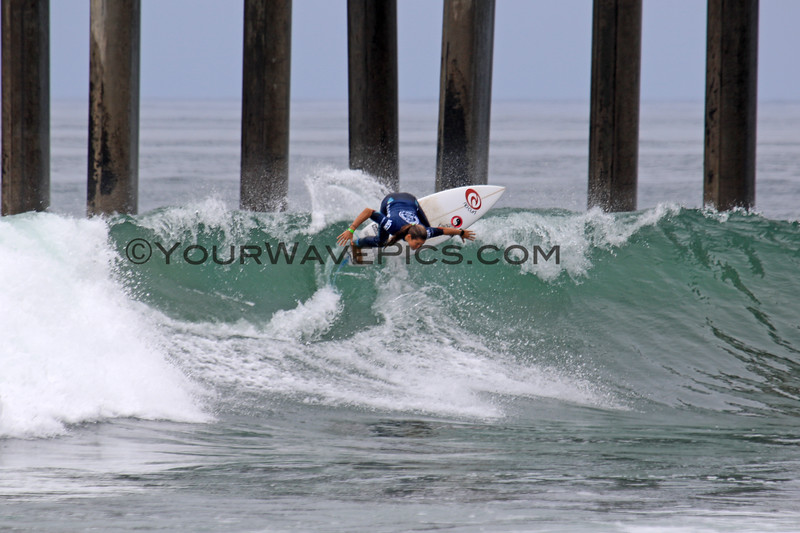 2019-08-04_US Open_Brisa_Hennessy_8_Semis.JPG<br /> <br /> Finals Day, US Open of Surfing 2019