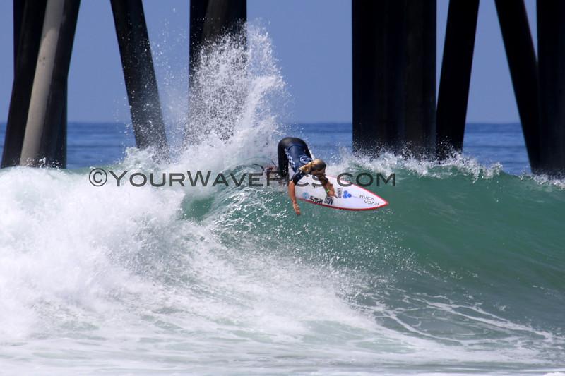 2019-08-04_US Open_Sage_Erickson_7_Semis.JPG<br /> <br /> Finals Day, US Open of Surfing 2019