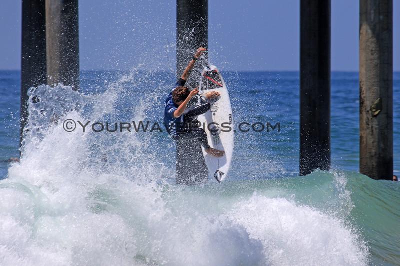 2019-08-04_US Open_Yago_Dora_43_Semis.JPG<br /> <br /> Finals Day, US Open of Surfing 2019