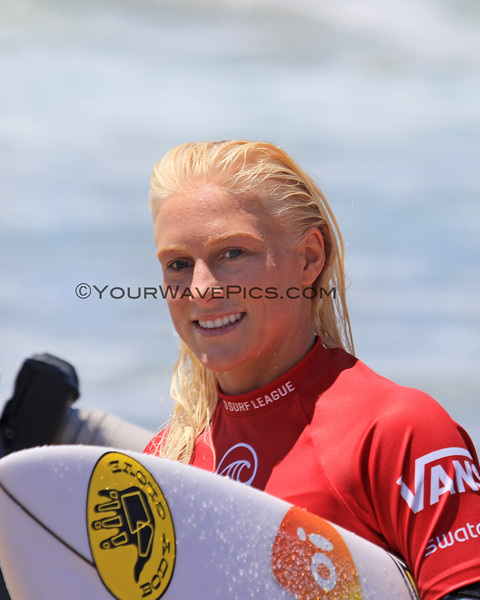 2019-08-04_US Open_Tatiana_Weston-Webb_20_Semis.JPG<br /> <br /> Finals Day, US Open of Surfing 2019