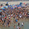 2019-08-04_US Open_12_Finals Day Crowds.JPG<br /> <br /> Finals Day, US Open of Surfing 2019