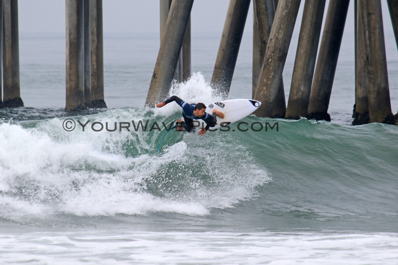2019-08-04_US Open_Jorgann_Couzinet_6_Qtrs.JPG<br /> <br /> Finals Day, US Open of Surfing 2019