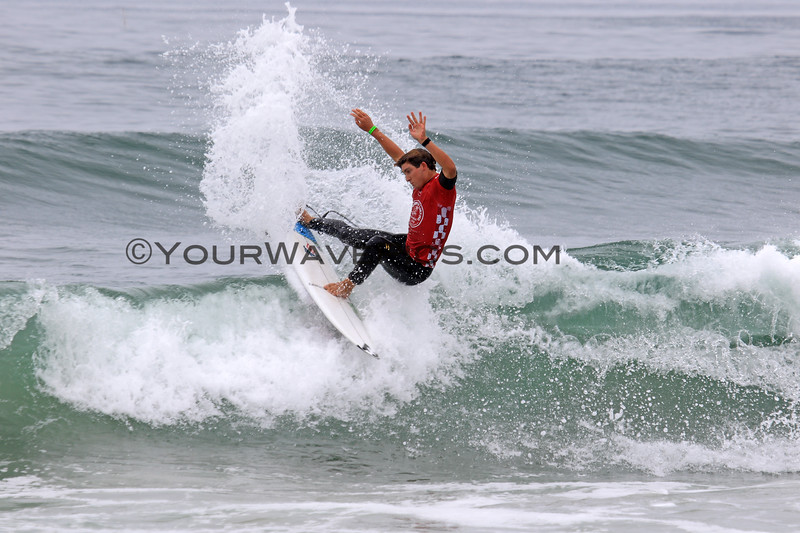 2019-08-04_US Open_Griffin_Colapinto_22_Qtrs.JPG<br /> <br /> Finals Day, US Open of Surfing 2019