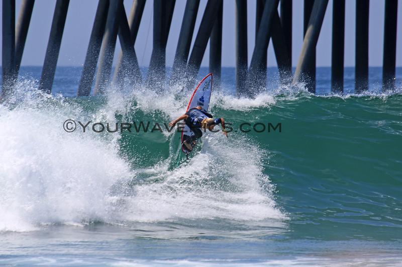 2019-08-04_US Open_Sage_Erickson_15_Semis.JPG<br /> <br /> Finals Day, US Open of Surfing 2019