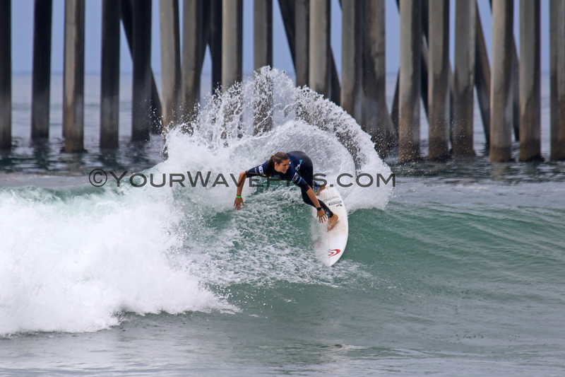2019-08-04_US Open_Brisa_Hennessy_17_Semis.JPG<br /> <br /> Finals Day, US Open of Surfing 2019