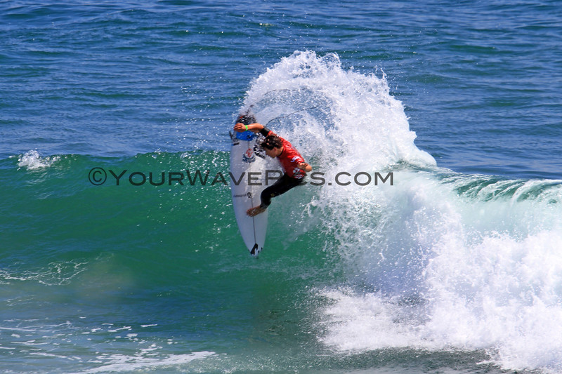 2019-08-02_US Open_Griffin_Colapinto_50.JPG<br /> Mens Round 5<br /> US Open of Surfing 2019