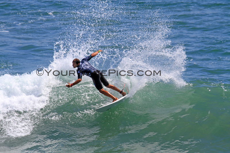 2019-08-02_US Open_Luel_Felipe_19.JPG<br /> Mens Round 5<br /> US Open of Surfing 2019
